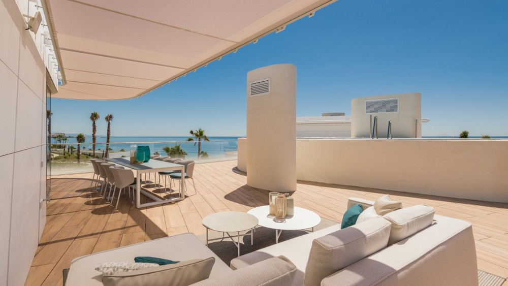 3 bed Penthouse For Sale in Estepona, Costa del Sol