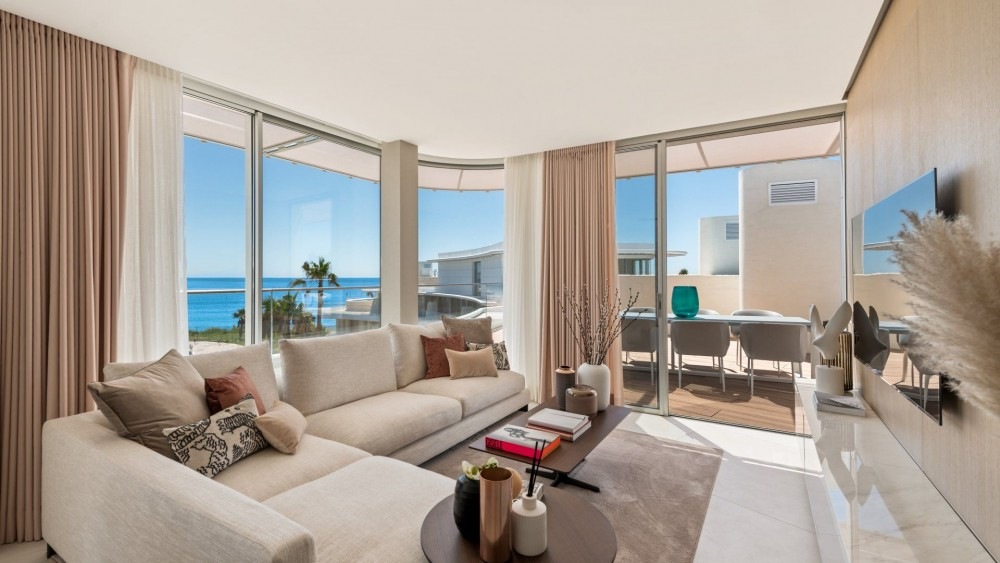 4 bed Penthouse For Sale in Estepona, Costa del Sol